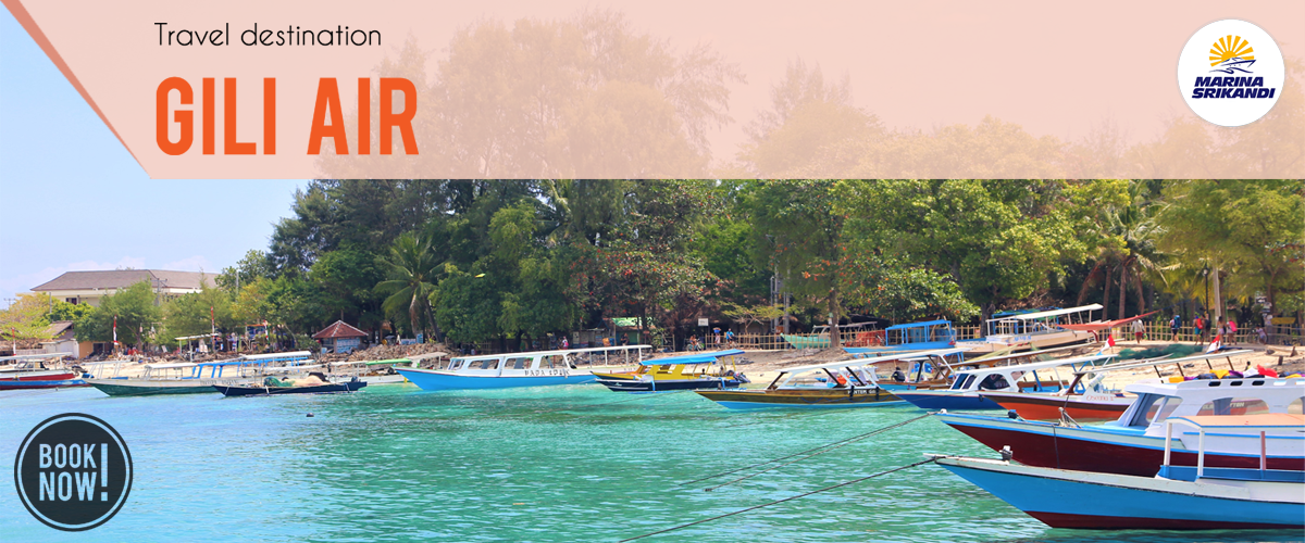fast boat bali to gili air